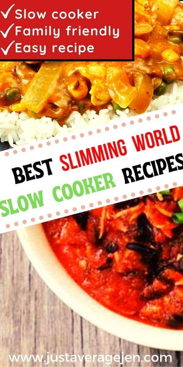 The best Slimming World slow cooker recipes for families